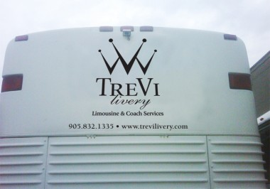 Trevi Busdecal